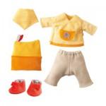 Vêtement pour poupée Fritzi : Ensemble éléphant