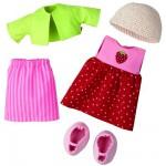 Vêtements pour poupée de 30 cm : Fraise