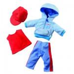 Vêtements pour poupée de 38 cm : Ensemble Lasse