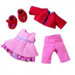Vêtements pour poupée Haba 30 et 34 cm : Ensemble de vêtements Maren