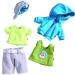 Vêtements pour poupée Haba 30 et 34 cm : Ensemble de vêtements pour Lukas