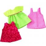 Vêtements pour poupée Haba 30 et 34 cm : Robes d'été