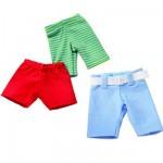 Vêtements pour poupée Haba 30 et 35 cm : Pantalons