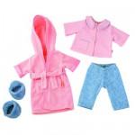 Vêtements pour poupée Haba 38 cm : Bonne nuit