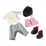 Vêtements pour poupée Haba 38 cm : Tenue d'équitation