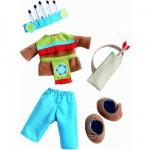 Vêtements pour poupées Haba 30-34 cm : Petit indien