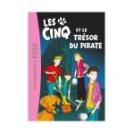 La bibliothèque rose : Le Club des cinq : Tome 41 : Les cinq et le trésor du pirate