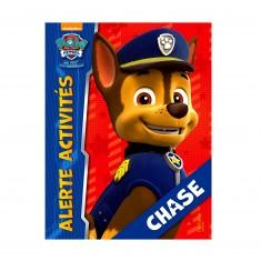 Livre d'activités Pat'Patrouille (PAW Patrol) : Chase