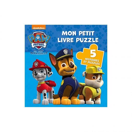 Mon petit livre puzzle Pat'Patrouille (PAW Patrol) - Hachette-5855678