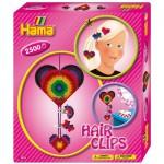 Boîte de 2500 perles et plaques Hama Midi : Les barrettes en perles