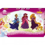 Boîte de 6000 perles et plaques Hama Midi : Les princesses Disney