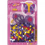 Boite de 250 perles Hama Maxi Technique à repasser : Papillon