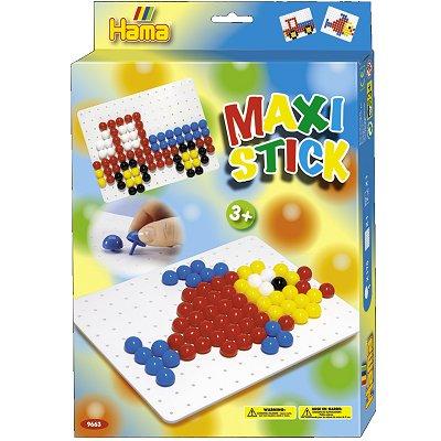 Jeu de clous maxi pions hama poisson jeux et jouets for Prix poisson rouge maxi zoo