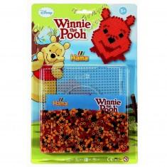 Kit de perles Hama midi : Winnie l'ourson