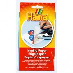 Papier à repasser pour perles Hama Midi