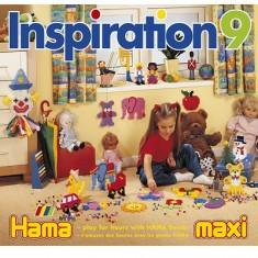 Perles à repasser Hama Maxi  Livre d'inspiration 9 : 48 pages