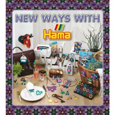 Perles à repasser Hama Midi Livre d'inspiration 15 : 64 pages