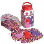 Pot de 16000 perles et plaques Hama Midi : Pastel