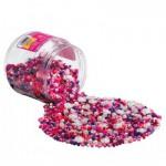 Pot de 4000 perles Hama Midi : Rose