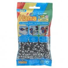 Sachet de 1000 perles Hama Midi : Argent
