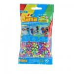 Sachet de 1000 perles Hama Midi : Pastel mix