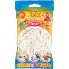 Sachet de 1000 perles Hama Midi : Perle nacrée