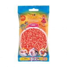 Sachet de 1000 perles Hama Midi : Corail