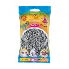Sachet de 1000 perles Hama Midi : Gris