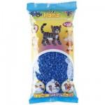 Sachet de 6000 perles Hama Midi : Bleu foncé