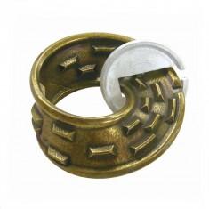 Casse tête en métal Möbius