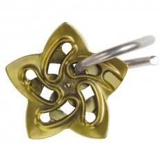 Casse-tête en métal Helix