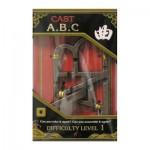 Casse tête en métal ABC