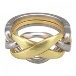 Casse-tête en métal Ring
