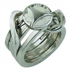 Casse-tête en métal Rings 2