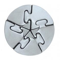 Casse-tête en métal Spiral