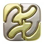 Casse-tête en métal Square