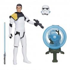 Figurine Star Wars 10 cm : Kanan Jarrus en armure de stromtrooper
