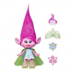 Figurine Trolls 22 cm : Princesse Poppy