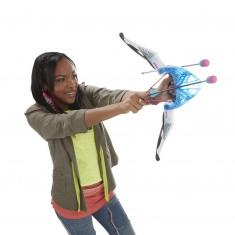 Arc furtif Nerf rebelle avec flèches