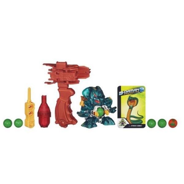 Billes : B-Daman Figurines Deluxe - Hasbro-A4460