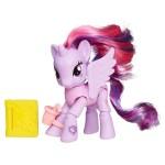 Figurine articulée magique My Little pony : Princesse Twilight, Café itinéraire