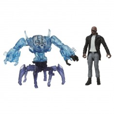 Figurine Avengers : Nick Fury vs Sub-Ultron 007