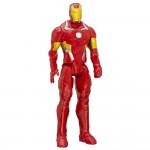 Figurine Avengers : Série Héros Titan 30 cm : Iron Man