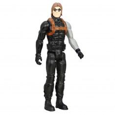 Figurine Avengers : Série Héros Titan 30 cm : Winter Soldier