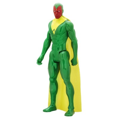 figurine avengers titan hero series 30 cm marvel 39 s vision jeux et jouets hasbro avenue. Black Bedroom Furniture Sets. Home Design Ideas