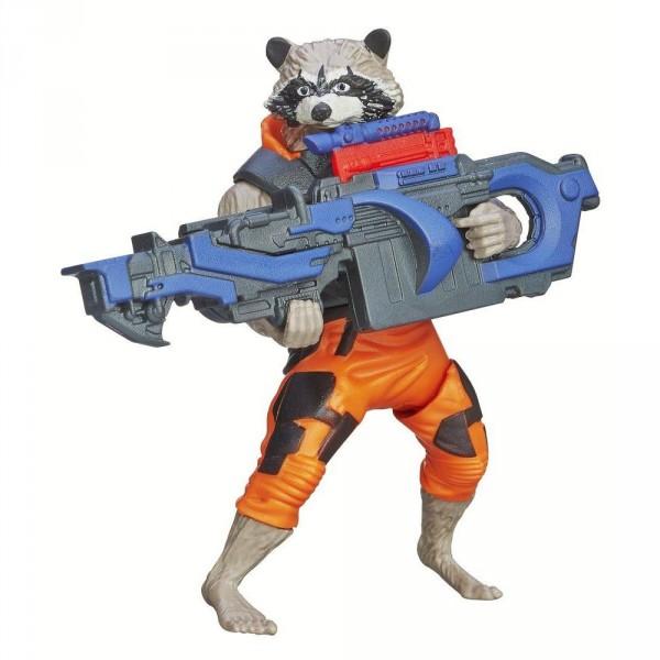figurine gardiens de la galaxie rocket raccoon jeux et jouets hasbro avenue des jeux. Black Bedroom Furniture Sets. Home Design Ideas