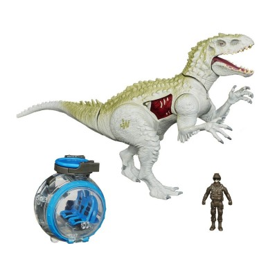 figurine jurassic world v hicules traqueurs indominus rex et gyrosph re hasbro magasin de. Black Bedroom Furniture Sets. Home Design Ideas