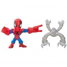 Figurine Marvel : Super Hero Mashers Micro : Spiderman