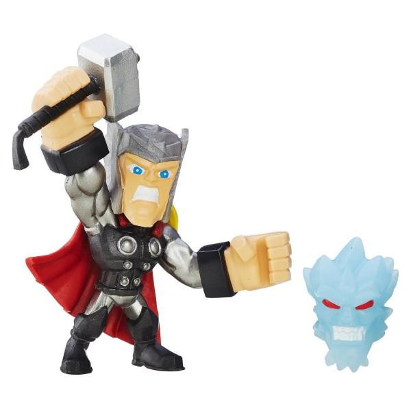 Figurine Marvel : Super Hero Mashers Micro : Thor - Hasbro-B6431-B6691-2
