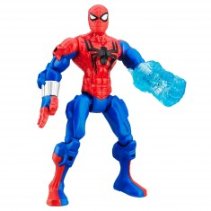 Figurine Marvel Super Hero Mashers : Spiderman poing de glace